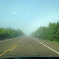 Driving home from Thunder Bay